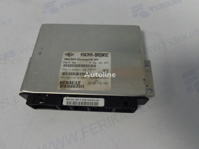блок управления  KNORR-BREMSE ABS control units 0486104049, 5010493009