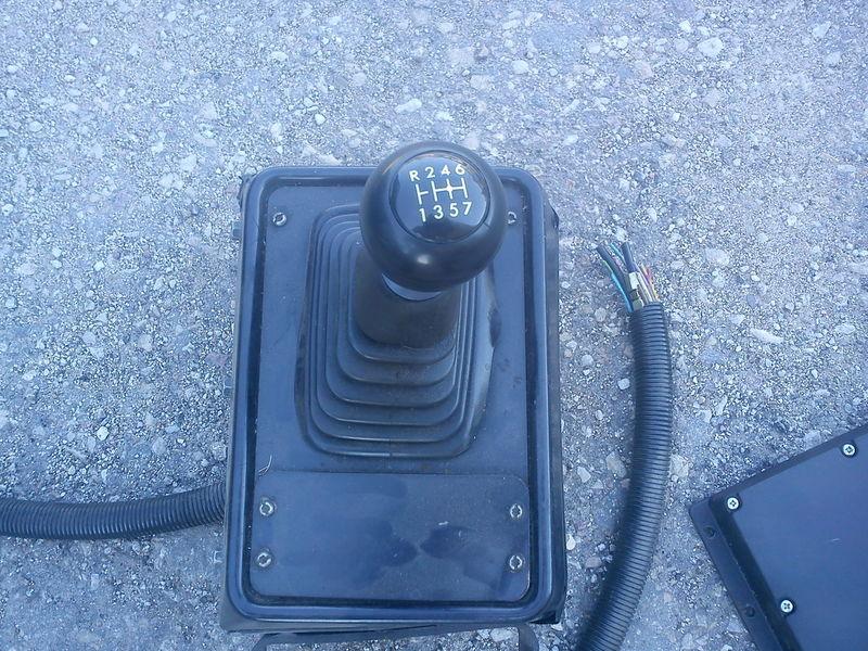 блок управления  рычаг переключения передач Скания для автобуса SCANIA