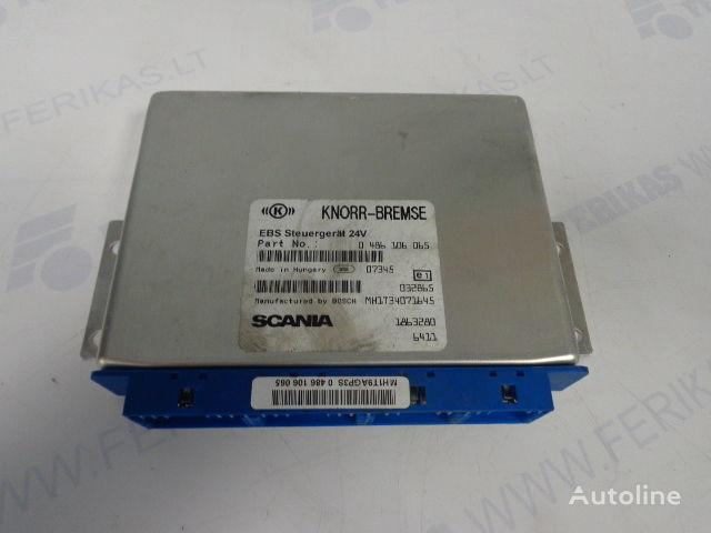 блок управления SCANIA EBS control units 1863489, 1888379, 1863280, 1860636, 1766306, 1 для тягача SCANIA R
