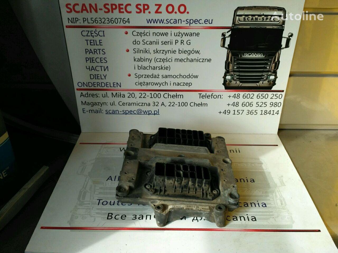 блок управления SCANIA EDC ECU DT1217 R для тягача SCANIA R