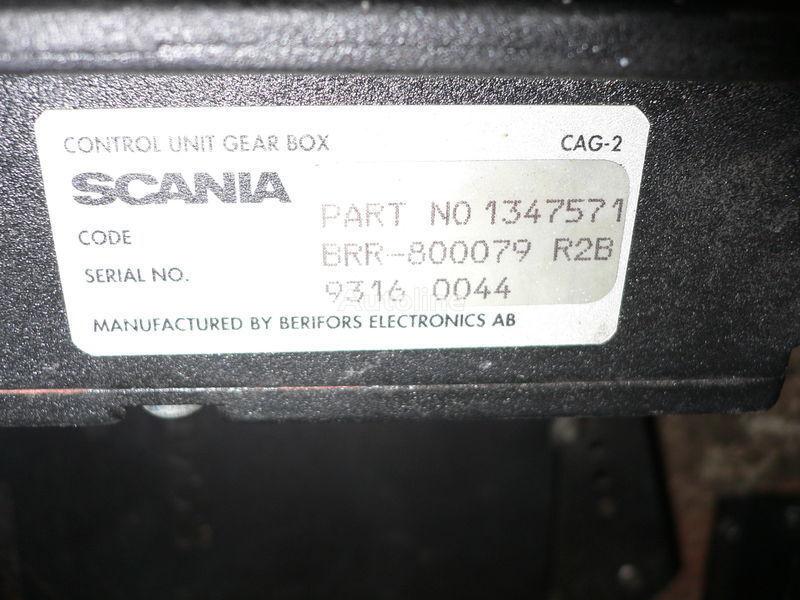 блок управления SCANIA GEAR BOX 1347571 . 1362616 . 1505135 . 488207. 1434153. 1368153. для автобуса SCANIA 113