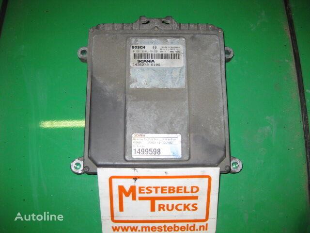 блок управления SCANIA Stuurkast EDC для грузовика SCANIA