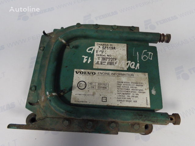 блок управления  D12D engine control units EDC ECU 03161962, 08170700, 20977019