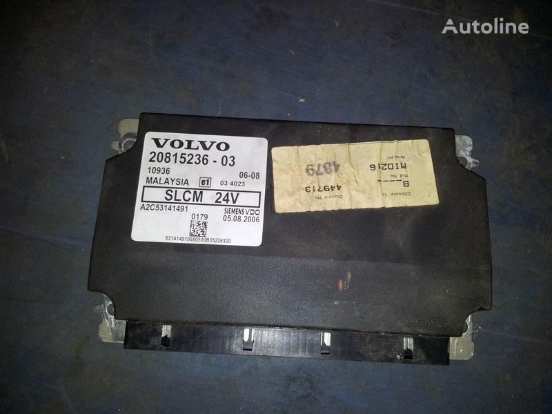 блок управления VOLVO FH 12, , Light control unit SLCM, 20815236, 20744286, 207442 для тягача VOLVO FH13