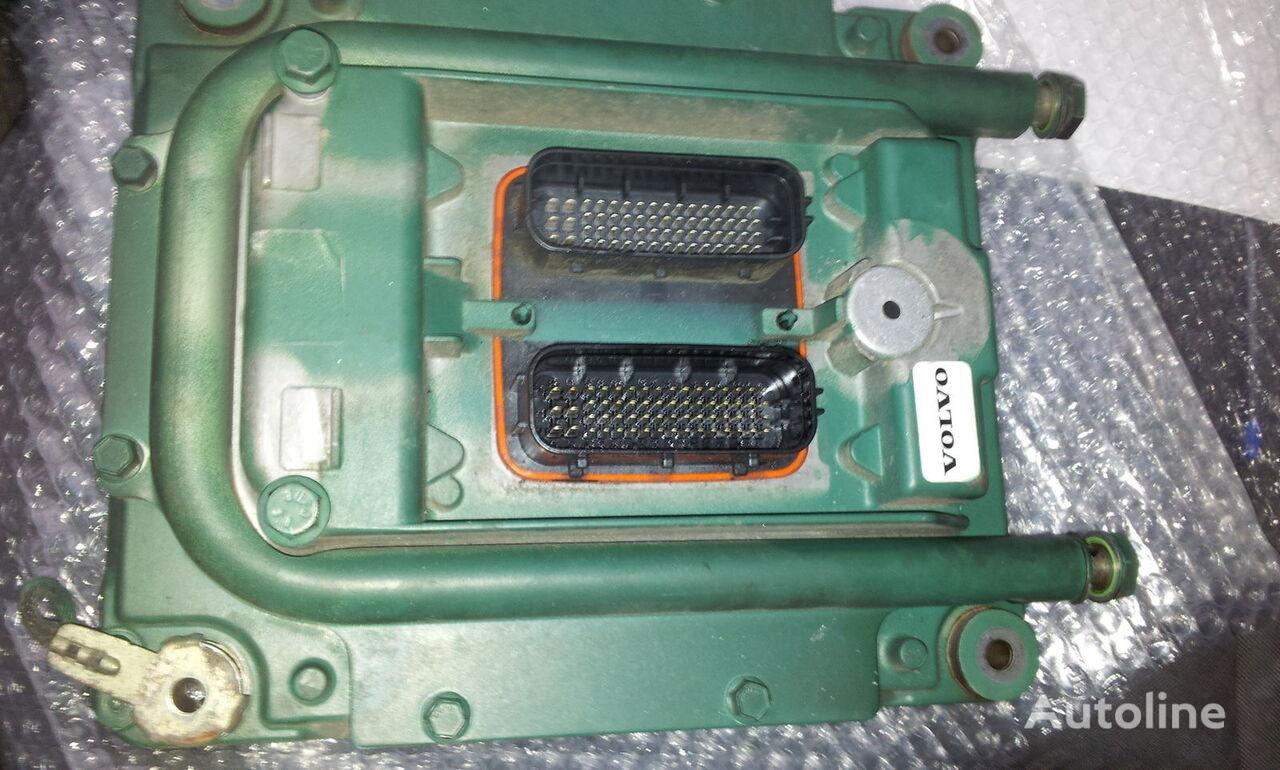 блок управления  VOLVO D13A 440PS engine control unit ECU EDC 20814604; 20977019, 21107008 для тягача VOLVO FH13
