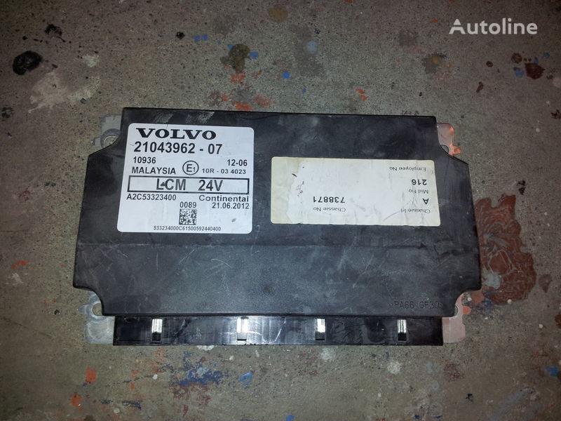 блок управления VOLVO LCM lightning control unit 21043962, 21043961, 85102471, 85 для тягача VOLVO FH13