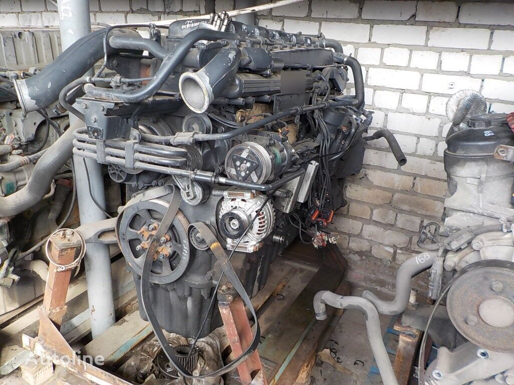 блок управления двигателя Scania для грузовика