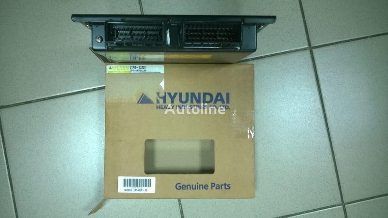 новый бортовой компьютер  Hyundai 21N4-33101 CPU CONTROLLER для экскаватора HYUNDAI  R140LC-7