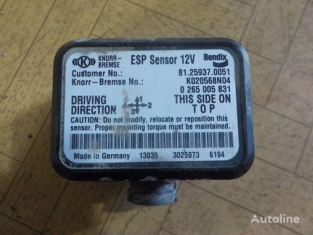 датчик MAN Сенсор,датчик ESP для грузовика MAN