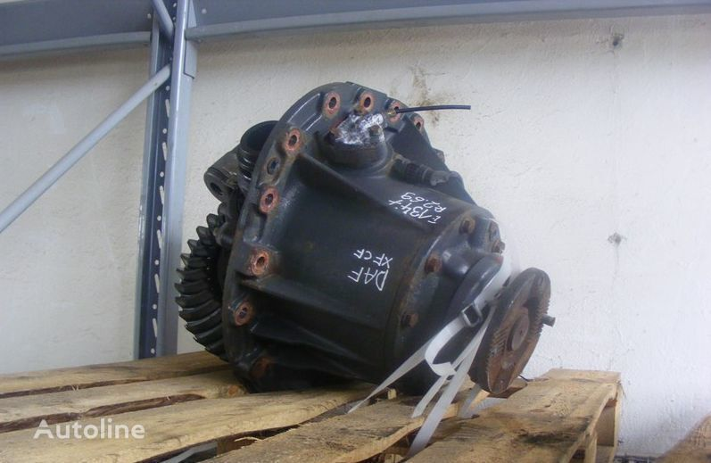 дифференциал  DAF редуктор 1347 , 2.69( 43/16) для тягача DAF 105