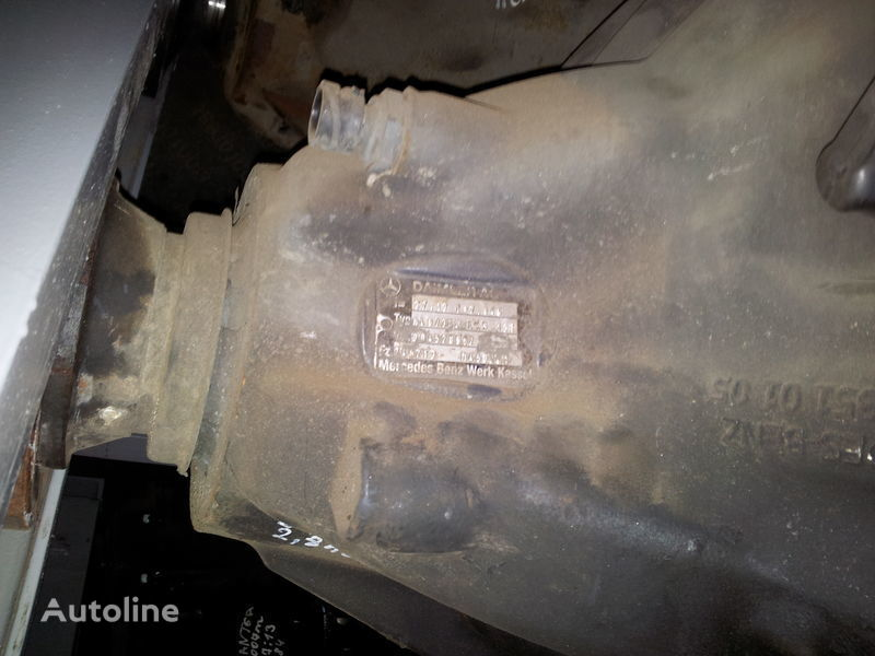 дифференциал MERCEDES-BENZ actros, axle gear, MP3 axle HL6 ratio 37/13, 2.84 для тягача MERCEDES-BENZ Actros