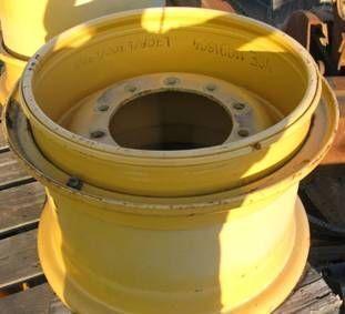 диск колесный  Volvo Wheel rims 17.00-25 for tyres 20.5R25 для фронтального погрузчика VOLVO L70B, L70C, L70D
