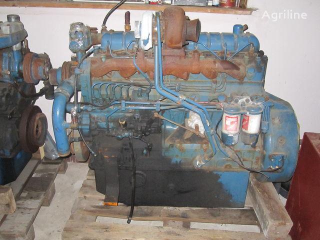 двигатель  Valmet 612 DS для комбайна