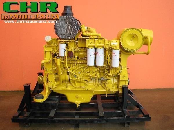 двигатель для экскаватора