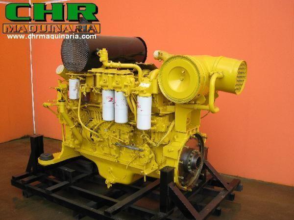 двигатель  Komatsu для экскаватора