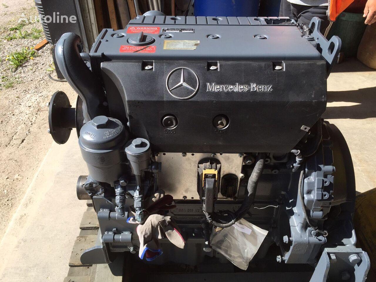 двигатель  Mercedes Benz OM904 LA refurbished для грузовика