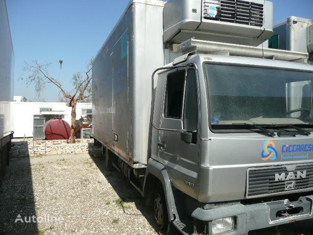 двигатель  MAN Motor 10.163 D0824LFL09. Getriebe 6 Gang ZFS6-36 для грузовика