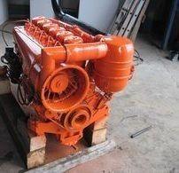 двигатель  Deutz BF6L912 для экскаватора