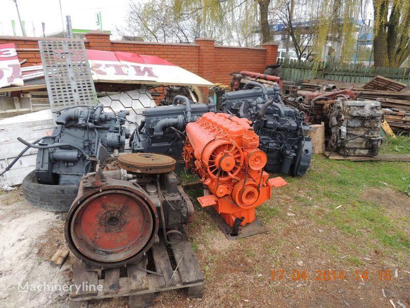 двигатель  Deutz Andoria Perkins CAT для экскаватора