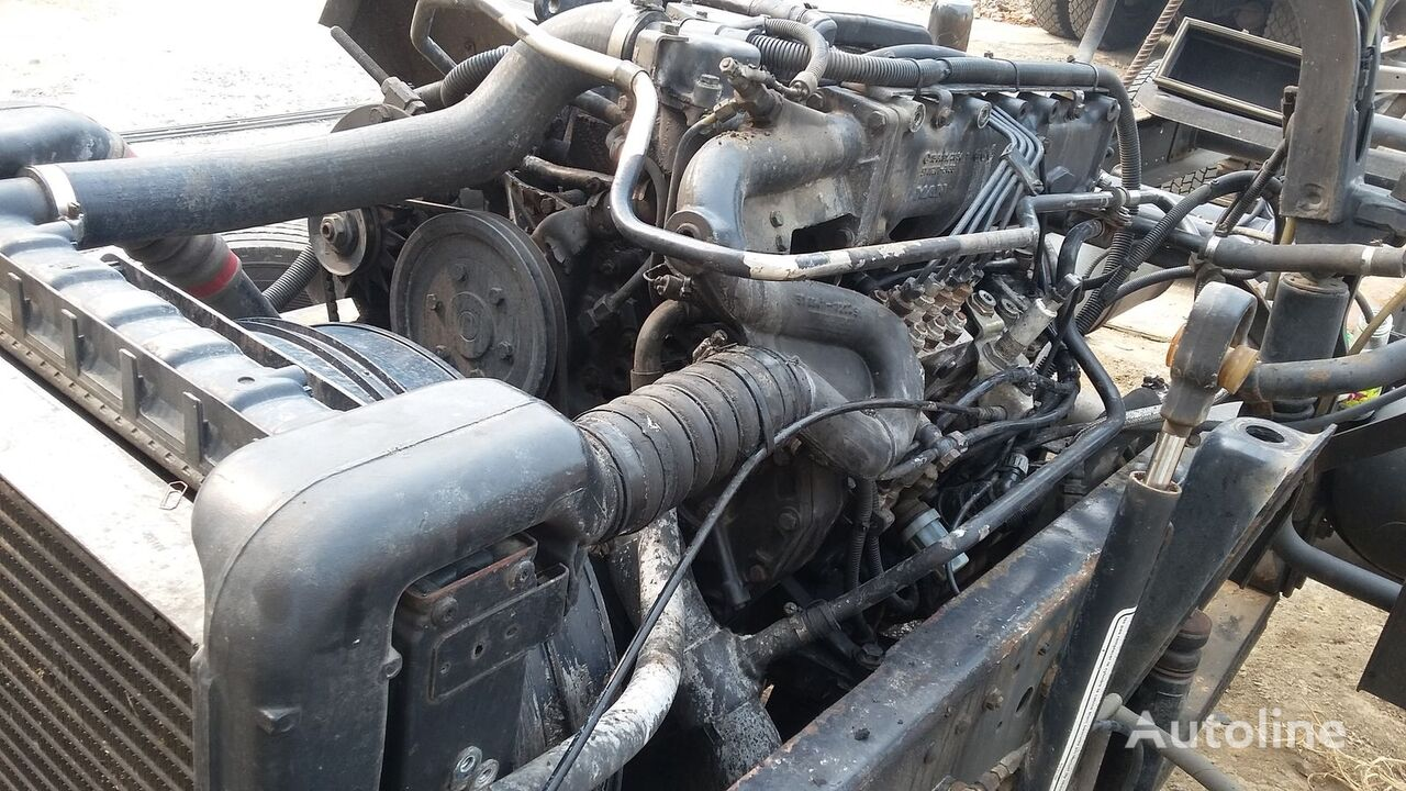 двигатель  MAN Ман Турбодізель 163к.с 114к.в 4.6л  1999р.в. ідеальний стан для грузовика