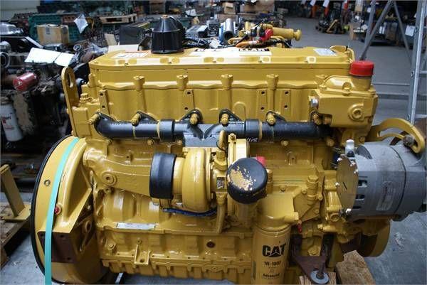 двигатель CATERPILLAR 3126 для экскаватора CATERPILLAR 3126
