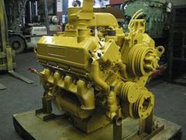 двигатель для другой спецтехники CUMMINS VT 555