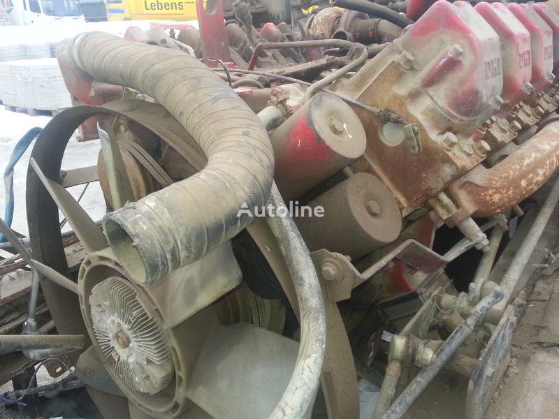 двигатель  Doosan DV15T для грузовика DAEWOO ULTRA NOVUS