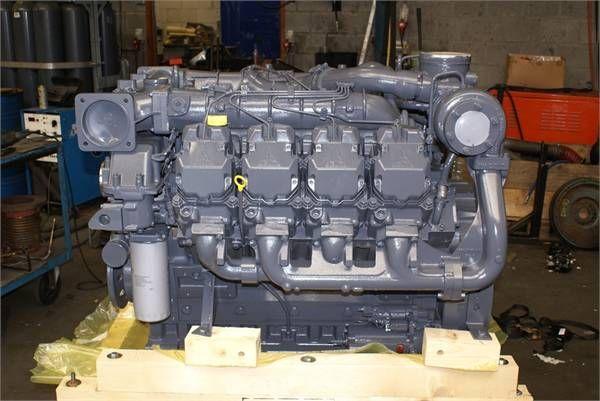 двигатель DEUTZ BF8M1015 CP для другой спецтехники