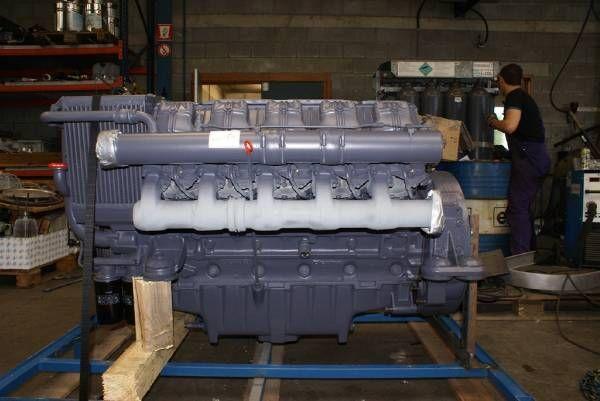 двигатель DEUTZ F10L413 для экскаватора DEUTZ F10L413
