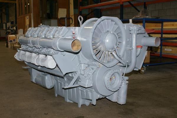 двигатель DEUTZ F10L513 для трактора DEUTZ