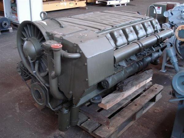двигатель DEUTZ F12L413 для другой спецтехники DEUTZ F12L413