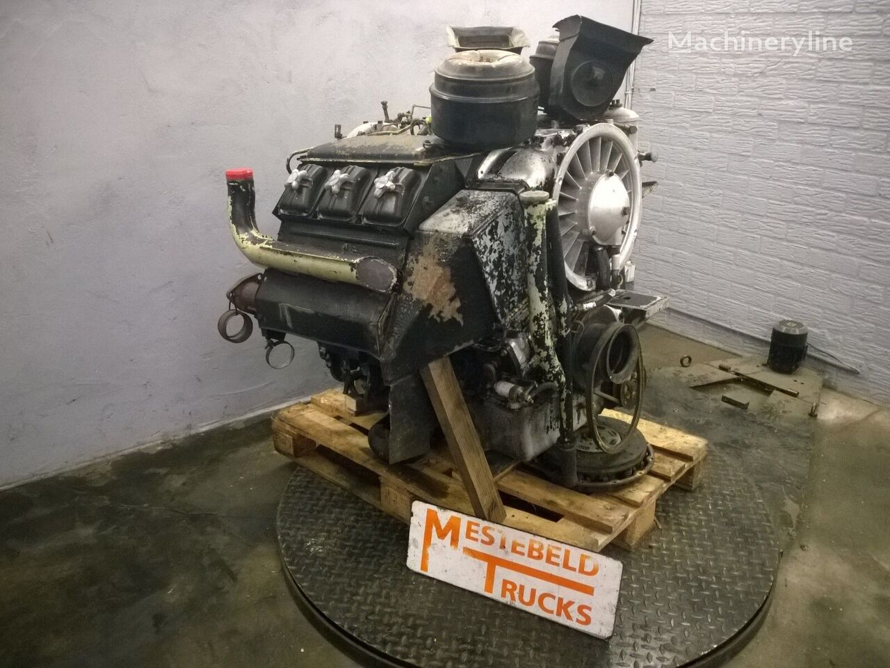 двигатель  Deutz F6L 613 для другой спецтехники DEUTZ Motor F6L 613