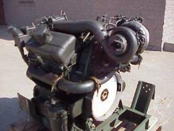 двигатель Detroit 6V53T для экскаватора Detroit 6V53T
