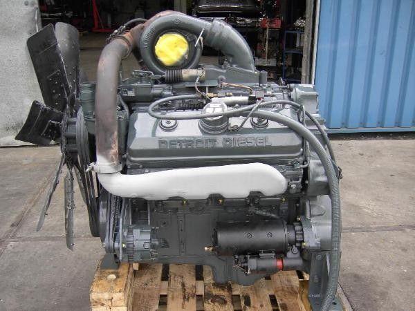 двигатель Detroit 8V71 для другой спецтехники Detroit 8V71