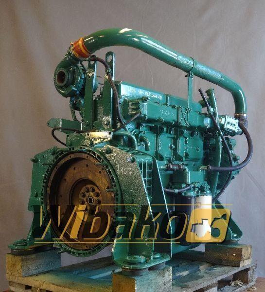 двигатель Engine Volvo D6A250 для другой спецтехники D6A250