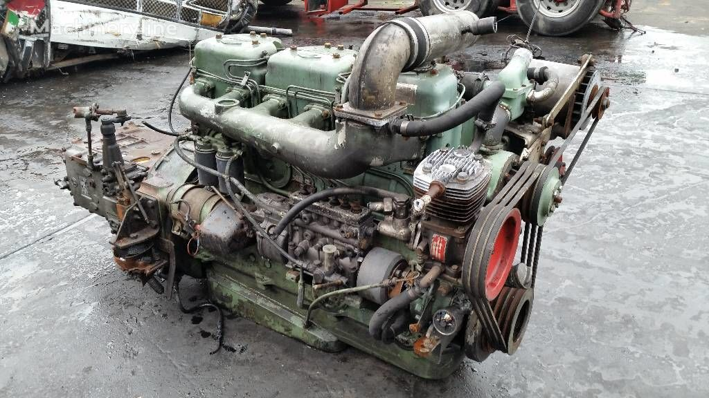 двигатель HANOMAG henschel 3 6.80 для фронтального погрузчика HANOMAG henschel 3 6.80