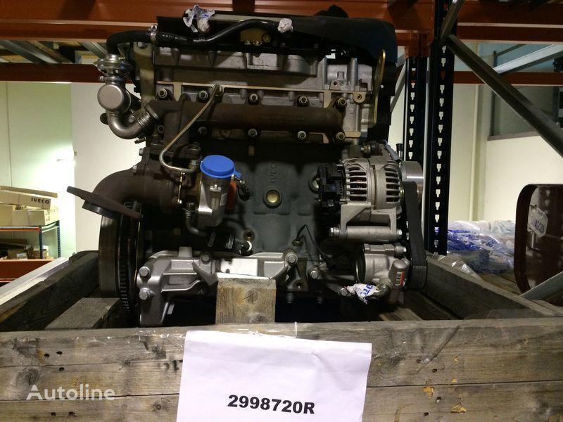 двигатель IVECO F1AE0481 E4 для микроавтобуса IVECO DAILY