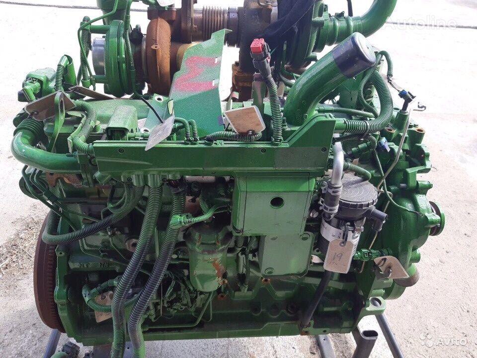 двигатель John Deere 6068H из Европы для другой спецтехники