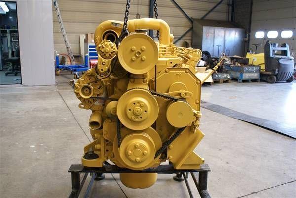 двигатель KOMATSU S6D102E для другой спецтехники KOMATSU S6D102E