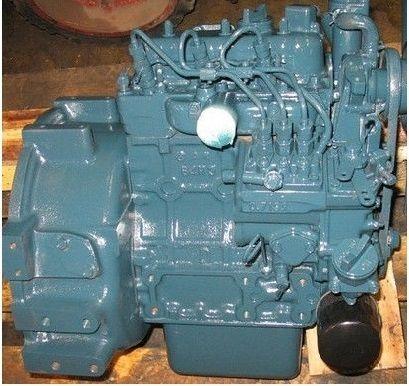 двигатель KUBOTA 2203, D722 для экскаватора-погрузчика BOBCAT