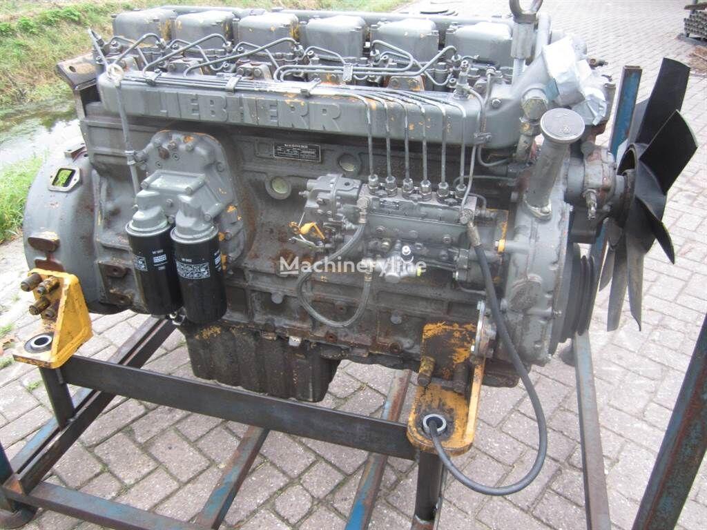 двигатель LIEBHERR D926NA для другой спецтехники LIEBHERR D926NA