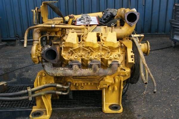 двигатель LIEBHERR USED ENGINES для другой спецтехники LIEBHERR