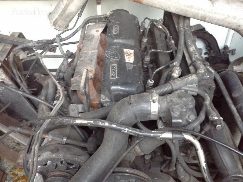 двигатель  MAN Разборка МАN L2000  М2000 для грузовика MAN