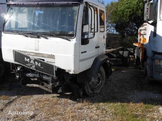двигатель MAN для грузовика MAN 12.224