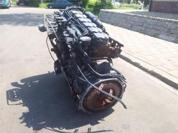 двигатель для тягача MAN 19.414