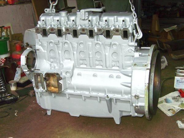 двигатель MAN D0826 LF 06 для фронтального погрузчика MAN D0826 LF 06