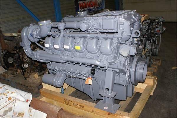 двигатель для другой спецтехники MAN D2842 LE201 NEW