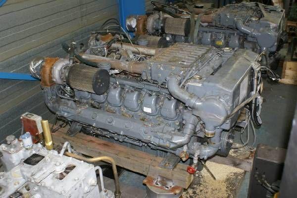 двигатель MAN D2842LE405 для другой спецтехники MAN