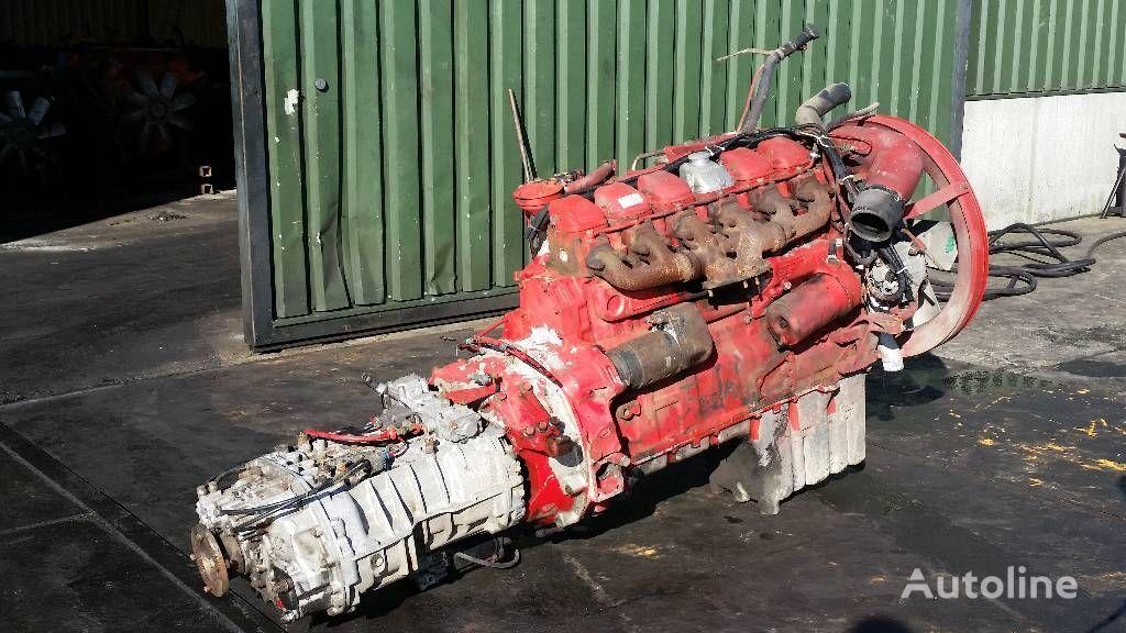 двигатель MAN D2866F для грузовика MAN D2866F