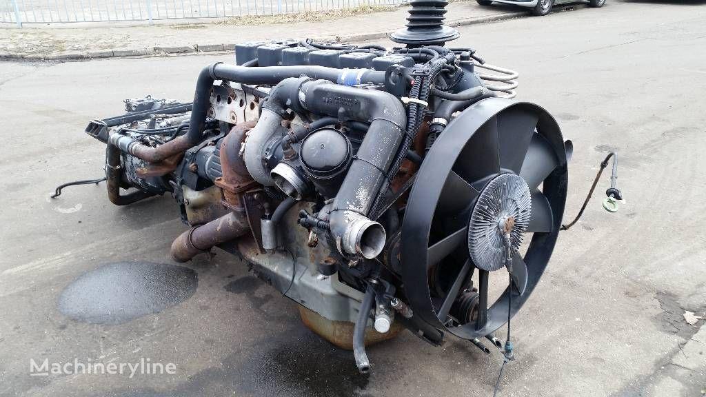 двигатель для другой спецтехники MAN D2866LF20